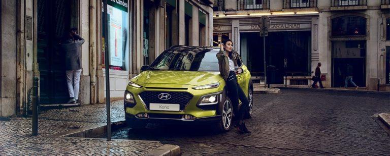 Testovací jízdy nejnovější verze osobního automobilu Hyundai Kona budou probíhat od 15. 2. 2018