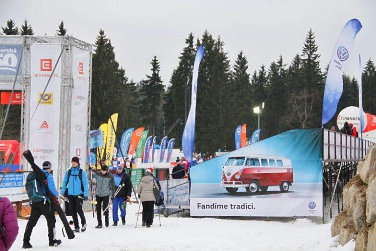 Volkswagen Užitkové vozy podporuje české běžecké lyžování již více než 20 let