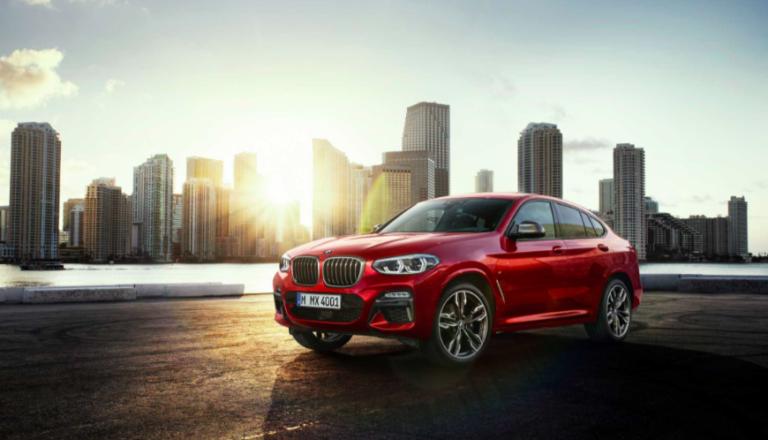 Nové BMW X4 přichází