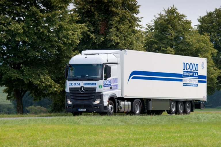 Jak to mají s minimální mzdou řidiči kamionů?