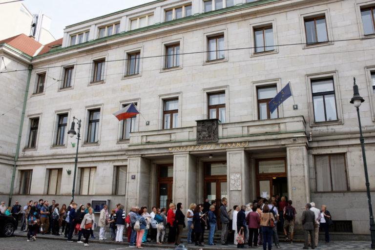 MF potřetí v historii otevřelo své brány veřejnosti